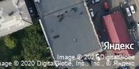 Фотография со спутника Яндекса, Волжская улица, дом 3 в Иркутске