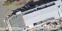 Фотография со спутника Яндекса, Волжская улица, дом 15 в Иркутске