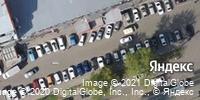 Фотография со спутника Яндекса, Волжская улица, дом 23 в Иркутске