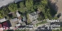 Фотография со спутника Яндекса, Волжская улица, дом 31А в Иркутске