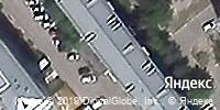 Фотография со спутника Яндекса, проспект 50 лет Октября, дом 23 в Улане-Удэ