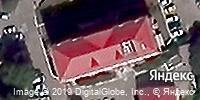 Фотография со спутника Яндекса, улица Жердева, дом 2А в Улане-Удэ