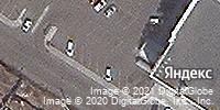 Фотография со спутника Яндекса, улица Чкалова, дом 184 в Чите
