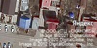 Фотография со спутника Яндекса, Пролетарская улица, дом 47 в Благовещенске