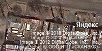 Фотография со спутника Яндекса, улица Шилова, дом 58 в Благовещенске