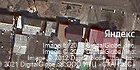 Фотография со спутника Яндекса, улица Шилова, дом 50 в Благовещенске