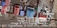 Фотография со спутника Яндекса, улица Шилова, дом 35/1 в Благовещенске