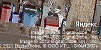 Фотография со спутника Яндекса, улица Шилова, дом 35 в Благовещенске