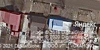 Фотография со спутника Яндекса, улица Шилова, дом 44 в Благовещенске
