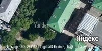 Фотография со спутника Яндекса, проспект 100-летия Владивостока, дом 43А во Владивостоке