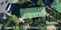 Фотография со спутника Яндекса, проспект 100-летия Владивостока, дом 36 во Владивостоке