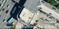 Фотография со спутника Яндекса, проспект 100-летия Владивостока, дом 42А во Владивостоке