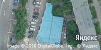 Фотография со спутника Яндекса, проспект 100-летия Владивостока, дом 62В во Владивостоке