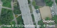 Фотография со спутника Яндекса, проспект 100-летия Владивостока, дом 60 во Владивостоке