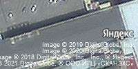 Фотография со спутника Яндекса, 1-я Рабочая улица, дом 16Г в Артёме