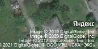 Фотография со спутника Яндекса, улица Дзержинского, дом 36 в Находке