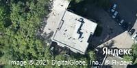 Фотография со спутника Яндекса, улица Пушкина, дом 49 в Хабаровске
