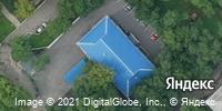 Фотография со спутника Яндекса, улица Ленина, дом 44Б в Хабаровске