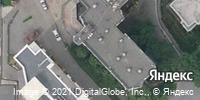 Фотография со спутника Яндекса, улица Лермонтова, дом 50А в Хабаровске