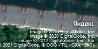 Фотография со спутника Яндекса, проспект Победы, дом 10 в Петропавловске-Камчатском