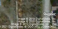 Фотография со спутника Яндекса, улица Дзержинского, дом 22 в Петропавловске-Камчатском