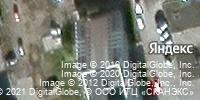 Фотография со спутника Яндекса, улица Ларина, дом 22/7 в Петропавловске-Камчатском