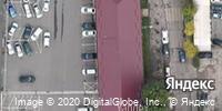 Фотография со спутника Яндекса, улица Генерал-Лейтенанта Озерова, дом 33 в Калининграде