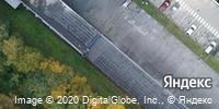 Фотография со спутника Яндекса, улица Юрия Гагарина, дом 2К/1 в Калининграде