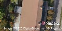 Фотография со спутника Яндекса, Артиллерийская улица, дом 35А в Калининграде