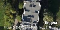 Фотография со спутника Яндекса, Артиллерийская улица, дом 51 в Калининграде