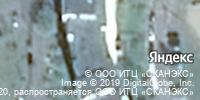 Фотография со спутника Яндекса, проспект Рокоссовского, дом 52, корпус 1 в Минске