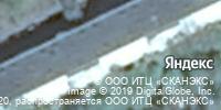 Фотография со спутника Яндекса, проспект Рокоссовского, дом 51 в Минске