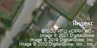 Фотография со спутника Яндекса, Старотекстильная улица, дом 3 в Пскове