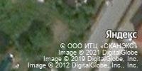 Фотография со спутника Яндекса, Старотекстильная улица, дом 14 в Пскове