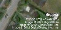 Фотография со спутника Яндекса, Старотекстильная улица, дом 7 в Пскове