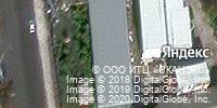 Фотография со спутника Яндекса, улица Албишоара, дом 17 в Кишиневе