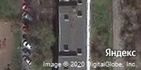 Фотография со спутника Яндекса, проспект Ветеранов, дом 3, корпус 2 в Санкт-Петербурге