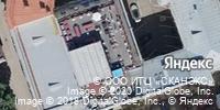 Фотография со спутника Яндекса, переулок Пирогова, дом 18 в Санкт-Петербурге