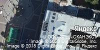 Фотография со спутника Яндекса, Малая Конюшенная улица, дом 14 в Санкт-Петербурге