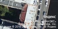 Фотография со спутника Яндекса, набережная Канала Грибоедова, дом 17 в Санкт-Петербурге