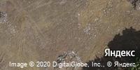Фотография со спутника Яндекса, Полюстровский проспект, дом 87В в Санкт-Петербурге