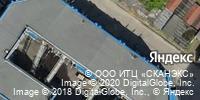 Фотография со спутника Яндекса, проспект маршала Блюхера, дом 5 в Санкт-Петербурге