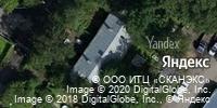 Фотография со спутника Яндекса, проспект маршала Блюхера, дом 12АГ в Санкт-Петербурге