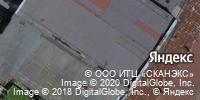 Фотография со спутника Яндекса, проспект маршала Блюхера, дом 12Б в Санкт-Петербурге