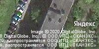 Фотография со спутника Яндекса, проспект Культуры, дом 29, корпус 7 в Санкт-Петербурге