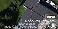 Фотография со спутника Яндекса, улица Жукова, дом 23 в Санкт-Петербурге