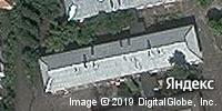 Фотография со спутника Яндекса, бульвар Перова, дом 13А в Киеве