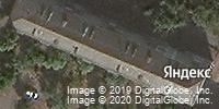 Фотография со спутника Яндекса, улица Строителей, дом 14 в Киеве