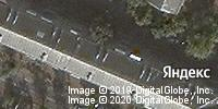 Фотография со спутника Яндекса, улица Строителей, дом 12 в Киеве