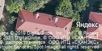 Фотография со спутника Яндекса, Большая Краснофлотская улица, дом 7 в Смоленске